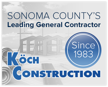 Sonoma County's Leading General Contractor