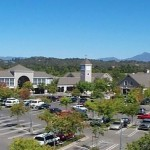 Lakewood Shopping Center Aerial View