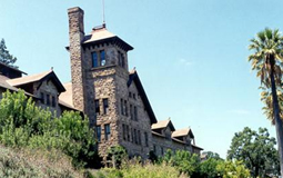 Greystone Winery in Napa County